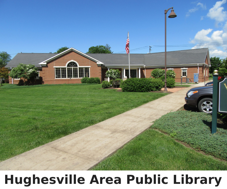 hughesville area public library